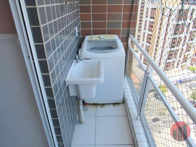 Apartamento com 3 dormitórios para alugar, 63 m² por R$ 1.900/mês - Mucuripe - Fortaleza/C - Foto 6