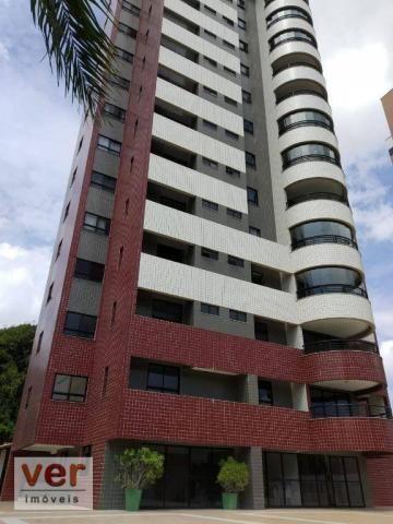 Apartamento com 5 dormitórios à venda, 211 m² por R$ 800.000,00 - Guararapes - Fortaleza/C - Foto 18
