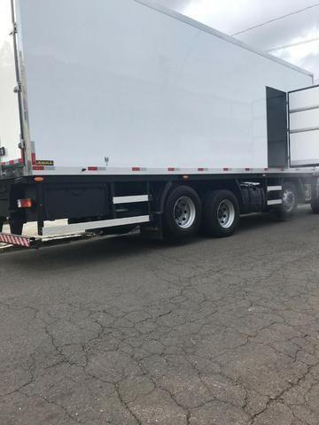 Câmara frigorifica para truck e bi truck 9 metros com equipamento disel - Foto 2