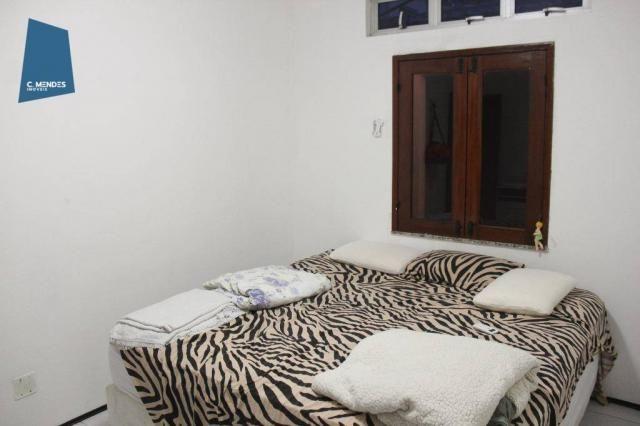 Casa com 4 dormitórios, mobiliada, para alugar, 112 m² por R$ 2.500/mês - Lagoa Redonda -  - Foto 13