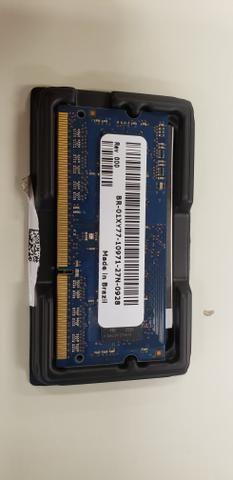 Memória RAM ddr3 2gb 1600