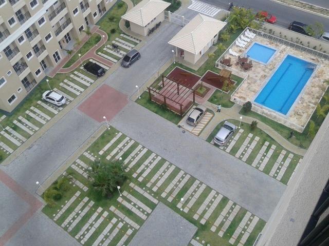 Joquei Ville, Novo, 2 qtos, 49m2, 1 Vaga, Piscina, Academia, Quadra, Deck e Churrasqueira - Foto 19