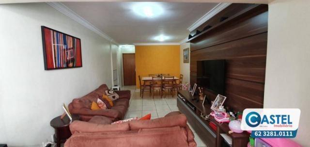Apartamento com 3 dormitórios à venda, 76 m² por R$ 250.000 - Setor Bela Vista - Goiânia/G - Foto 7
