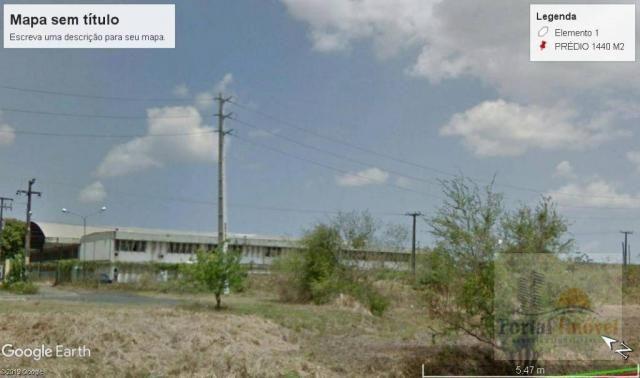 Prédio para alugar, 1440 m² por R$ 21.000/mês - Distrito Industrial - Maracanaú/CE - Foto 6