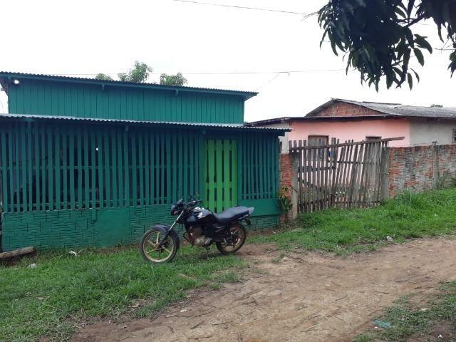 Casa no bairro placas - Alvenaria