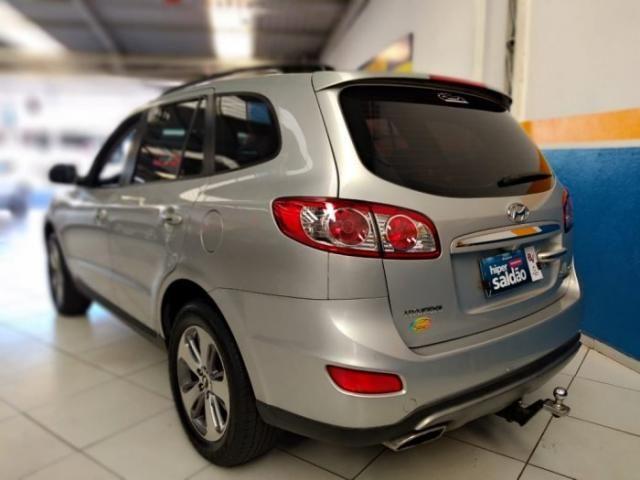 Hyundai santa fÉ 2012 3.5 mpfi gls v6 24v 285cv gasolina 4p automÁtico - Foto 5