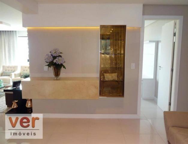 Apartamento à venda, 153 m² por R$ 800.000,00 - Engenheiro Luciano Cavalcante - Fortaleza/ - Foto 9