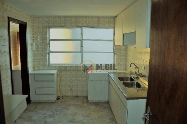 Apartamento amplo, andar alto, com 03 dormitórios, à venda, Alto da Glória - Curitiba. - Foto 9