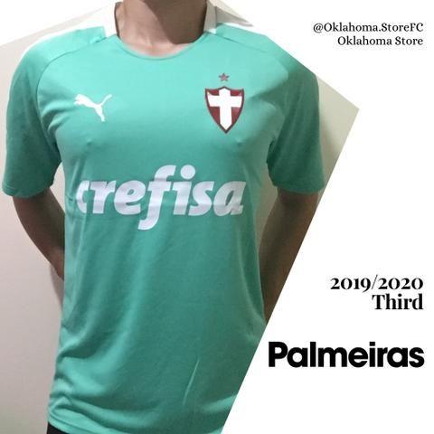 Camisas do Palmeiras 2019 2020