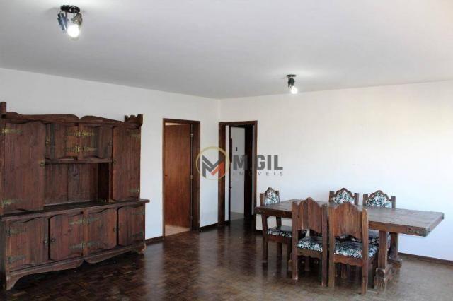 Apartamento amplo, andar alto, com 03 dormitórios, à venda, Alto da Glória - Curitiba. - Foto 8