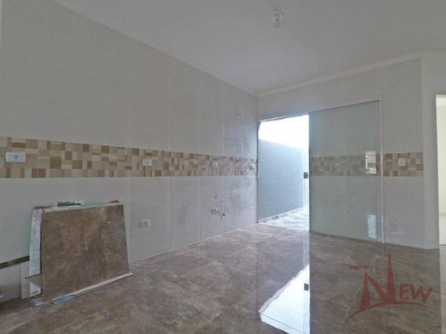 Casa com 03 quartos no São Marcos, São José dos Pinhais - Foto 9