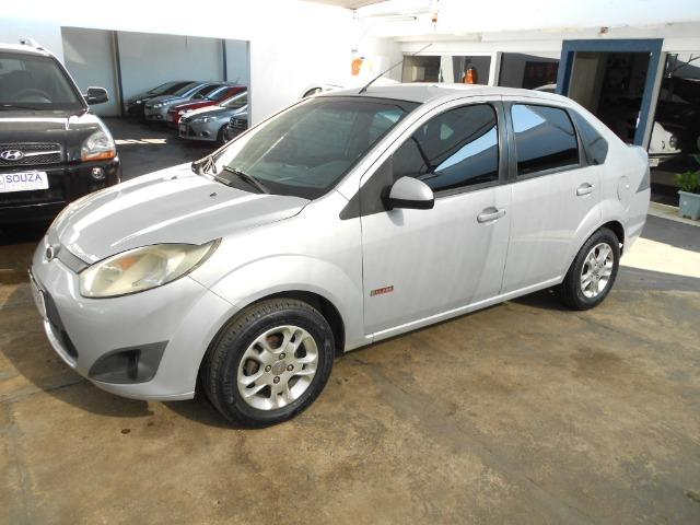Ford fiesta sedan 1.6 flex 2011/2012 completo