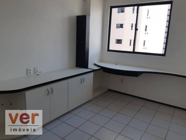 Apartamento à venda, 91 m² por R$ 359.000,00 - Cocó - Fortaleza/CE - Foto 10