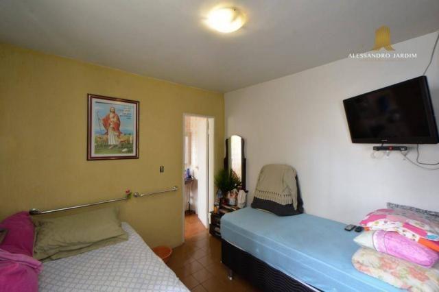 Casa com 3 dormitórios à venda, 90 m² por R$ 398.000 - Guará I - Guará/DF - Foto 4