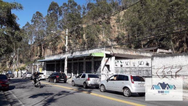 Terreno comercial para locação, ótima Fonseca, Niterói. ótima localização