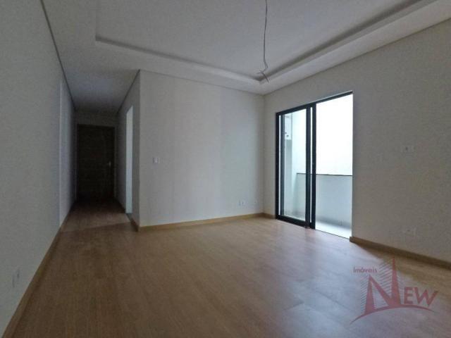 Apartamento 02 quartos no Afonso pena, São José dos Pinhais - Foto 4