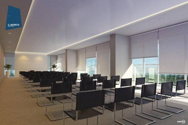 Sala à venda, 26 m² por R$ 175.000,00 - Cambeba - Fortaleza/CE - Foto 4