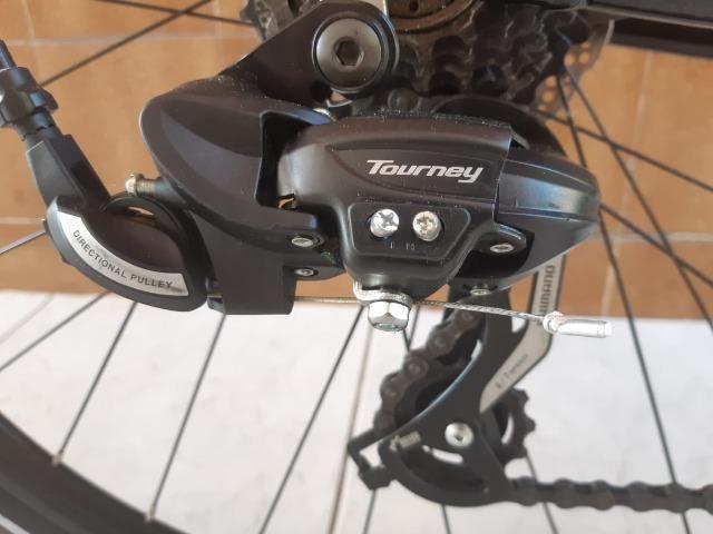 Bicicleta Caloi Easy Rider Aro 700 - Foto 4