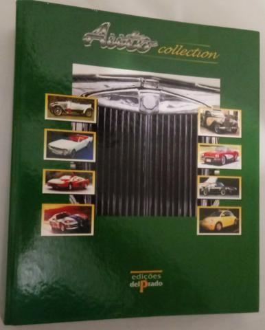Coleção de miniaturas d carros