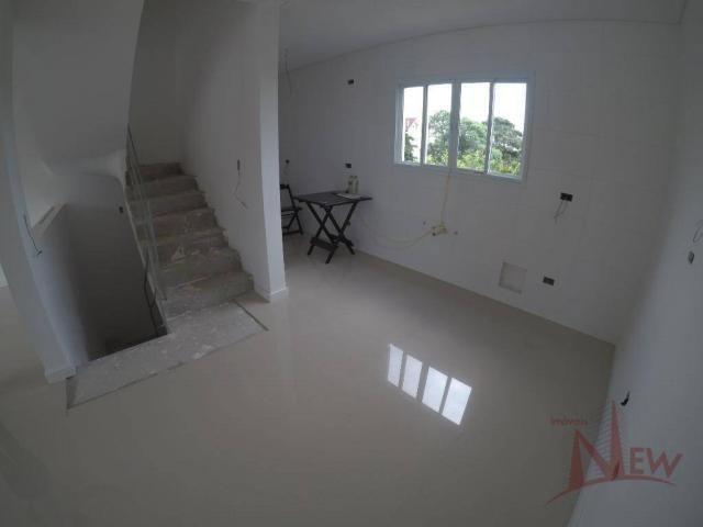 Excelente Sobrado Triplex com 03 quartos sendo 01 suíte no Pilarzinho, Curitiba/PR - Foto 12