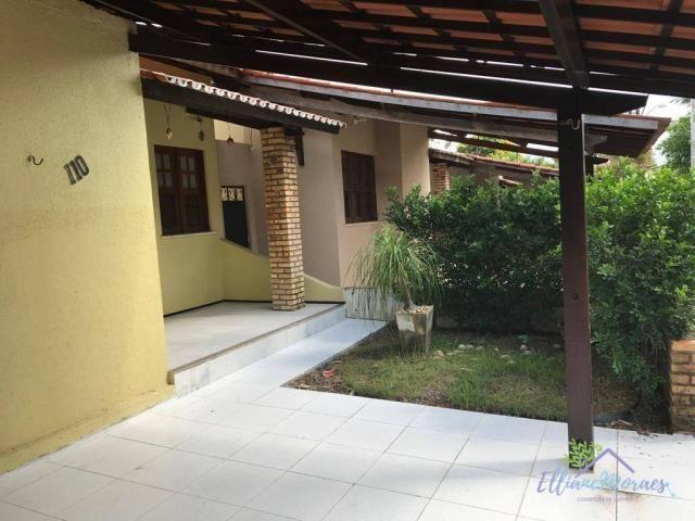 Casa à venda, 80 m² por R$ 220.000,00 - Lagoa Redonda - Fortaleza/CE - Foto 2
