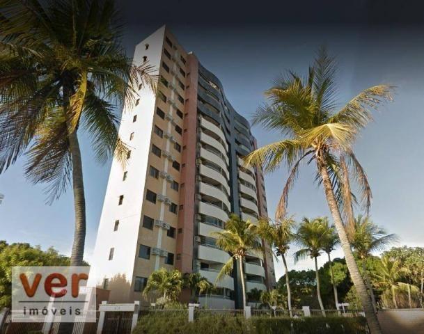 Apartamento à venda, 112 m² por R$ 480.000,00 - Engenheiro Luciano Cavalcante - Fortaleza/