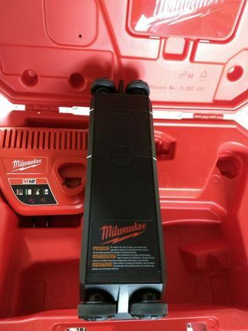 Detector A Bateria Sub Scanner 12v Milwaukee 2291-159 -220 V - Foto 5