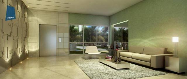 Apartamento com 3 dormitórios à venda, 71 m² por R$ 455.000,00 - Cocó - Fortaleza/CE - Foto 15