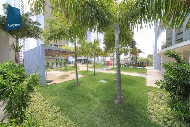 Apartamento com 3 dormitórios à venda, 71 m² por R$ 455.000,00 - Cocó - Fortaleza/CE - Foto 10