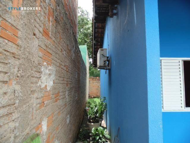 Casa Térrea com 2 dormitórios à venda, 50 m² por R$ 180.000 - Residencial Despraiado - Cui - Foto 11