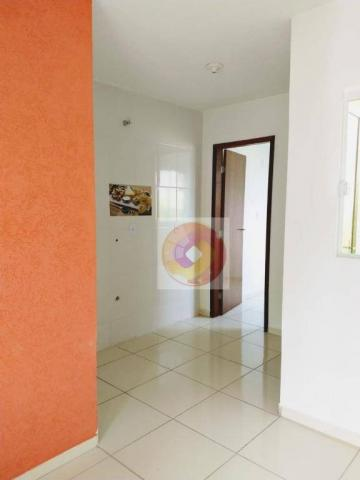Casa com 2 dormitórios à venda, 40 m² por R$ 135.000 - Tatuquara - Curitiba/PR - Foto 3