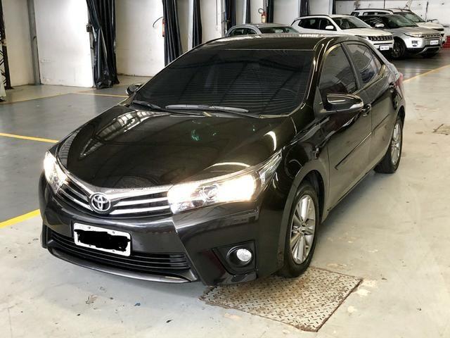 Toyota Corolla xei 2017 blindado - Foto 4