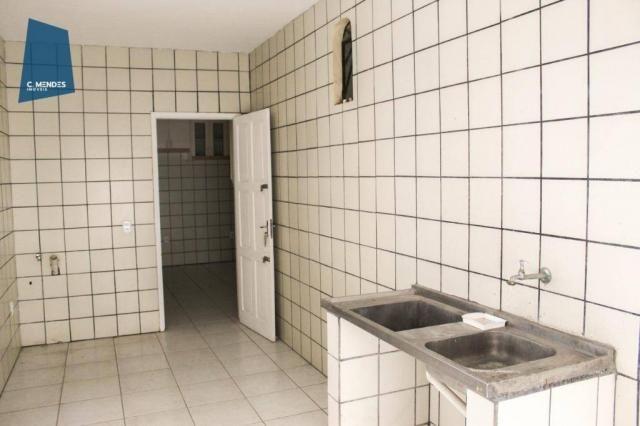 Casa para alugar, 400 m² por R$ 2.200,00/mês - Engenheiro Luciano Cavalcante - Fortaleza/C - Foto 17