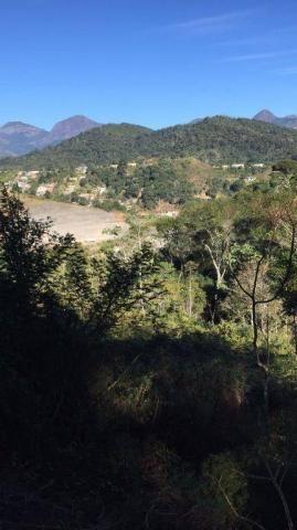 Terreno à venda, 813 m² por R$ 110.000,00 - Prata - Teresópolis/RJ - Foto 2
