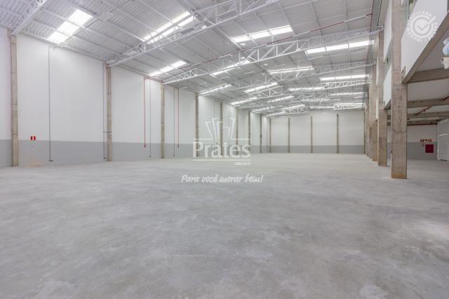 Galpão/depósito/armazém para alugar em Afonso pena, Sao jose dos pinhais cod:7531 - Foto 8