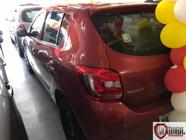 Renault Sandero Expression Hi-Power 1.6 8V 5p - Foto 3