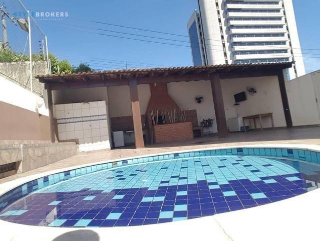 Apartamento no Edifício Saint Tropez com 4 dormitórios à venda, 187 m² por R$ 450.000 - Ba - Foto 5