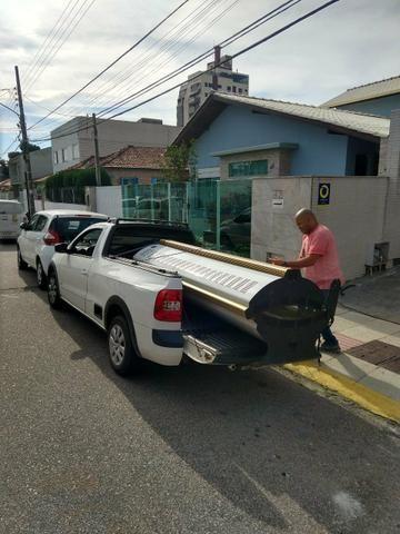 Frete de confiança é transportes Casagrande