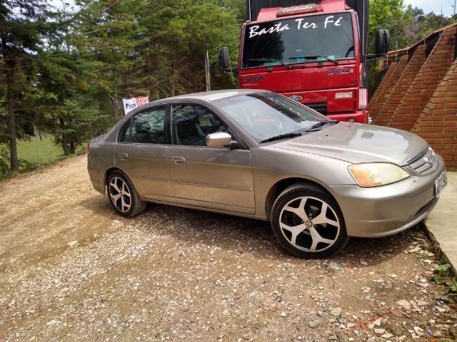 Honda Civic 2003 automático