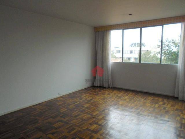 Apartamento residencial à venda, 03 dormitórios, Mercês, Curitiba. - Foto 2