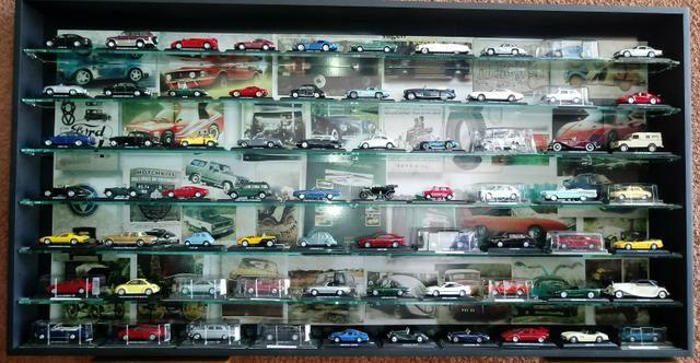 Coleção de miniaturas d carros - Foto 3