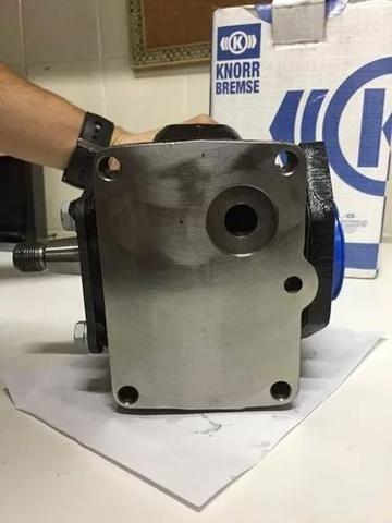 Compressor de ar knor bremse - Foto 2