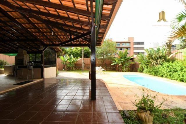 Linda casa c/ piscina e churrasqueira em Brasília (Asa Norte) 5 quartos - Foto 5