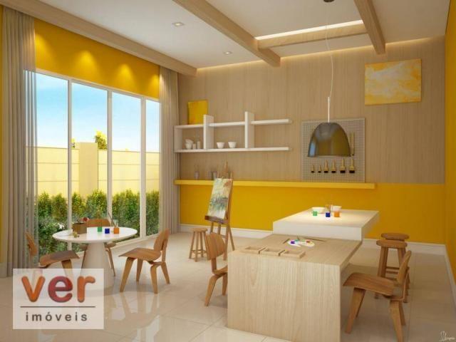 Apartamento com 3 dormitórios à venda, 80 m² por R$ 599.000,00 - Cambeba - Fortaleza/CE - Foto 18