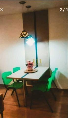 Apartamento com 2 dormitórios à venda, 65 m² por R$ 340.000 - Parque Industrial - São José - Foto 4