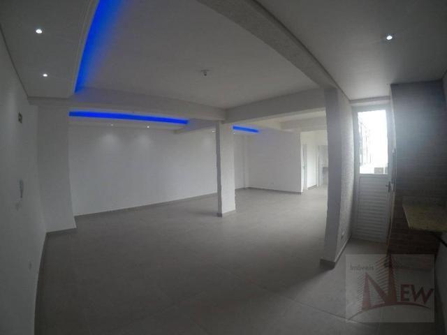 Apartamento residencial à venda, São Pedro, São José dos Pinhais. - Foto 4