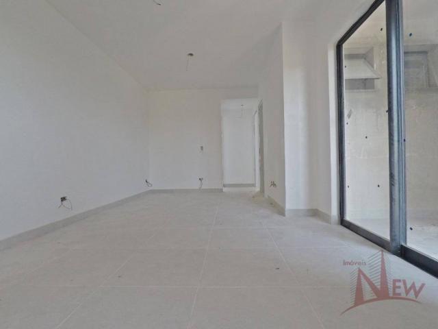 Apartamento 02 quartos (1 suíte) no São Domingos, São José dos Pinhais - Foto 3