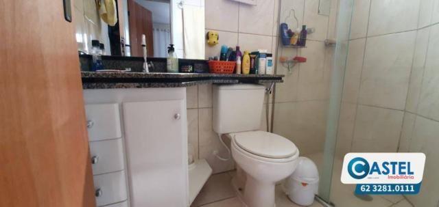 Apartamento com 3 dormitórios à venda, 76 m² por R$ 250.000 - Setor Bela Vista - Goiânia/G - Foto 11