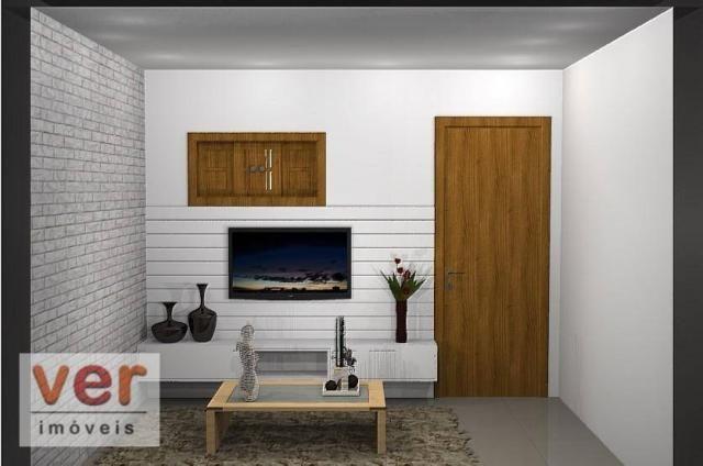 Apartamento à venda, 32 m² por R$ 90.000,00 - Damas - Fortaleza/CE - Foto 8