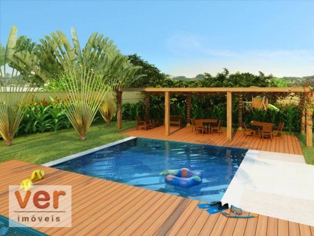 Apartamento com 3 dormitórios à venda, 80 m² por R$ 599.000,00 - Cambeba - Fortaleza/CE - Foto 6